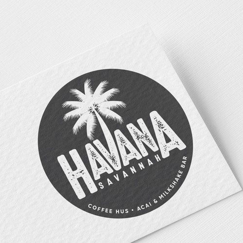 Havana Savannah Coffee House Logo
