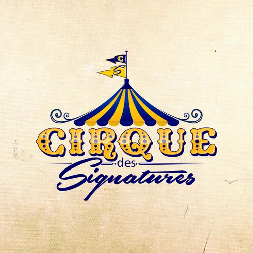 New logo wanted for Cirque des Signatures