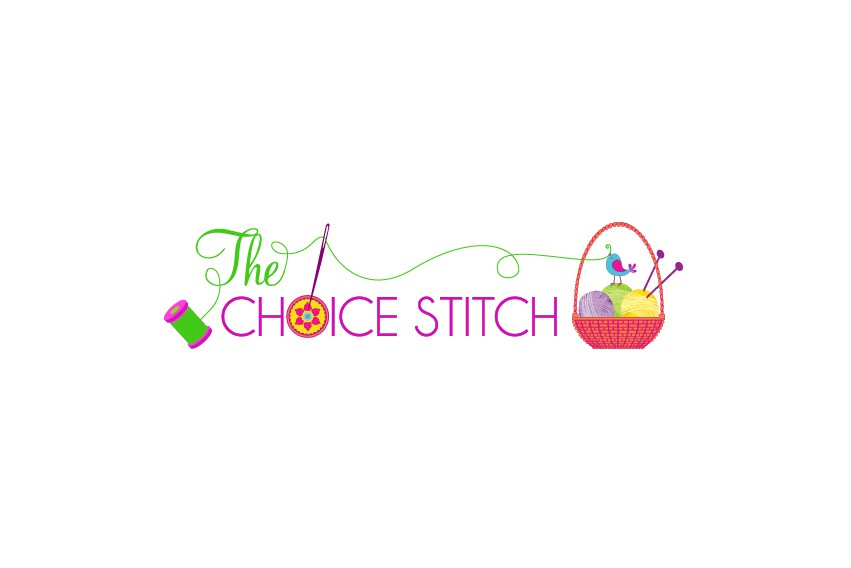 Create the next logo for The Choice Stitch