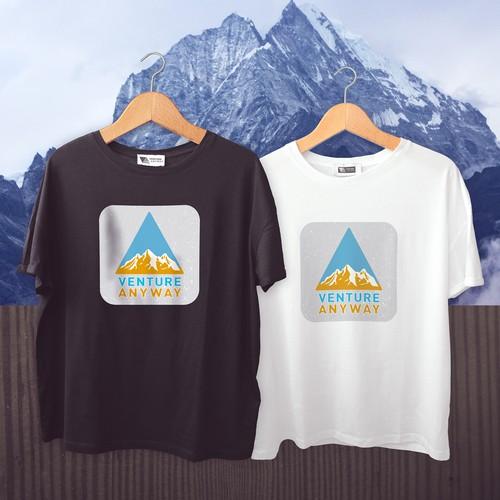 venture  anyway t-shirt