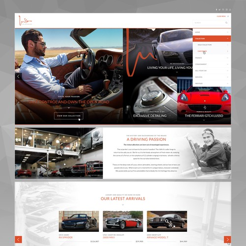 Exciting Luxury Car Brand