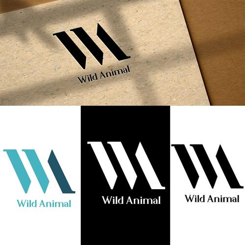 Logo Wild Animal
