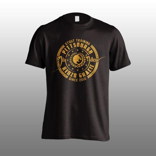 Jiu-Jitcu Team T-shirt