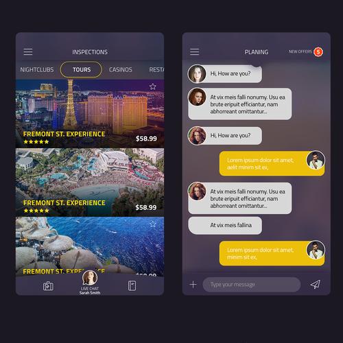 Vegaster App