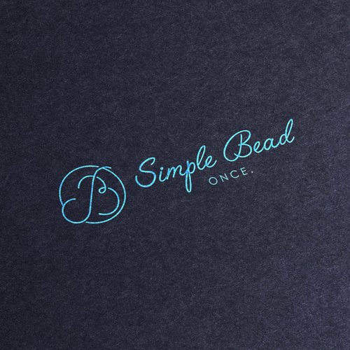 simple logo for bracelets company