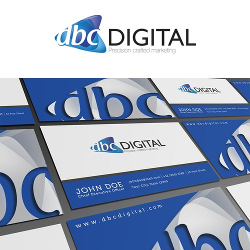 Help DBC Digital Design their new logo