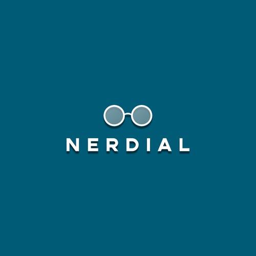 Nerdial Logo