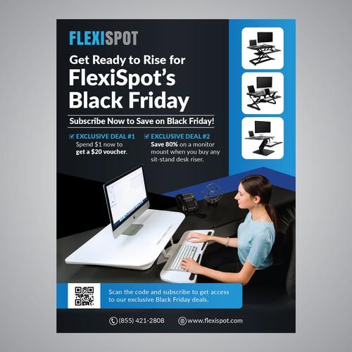 FLEXISPOT FLYER