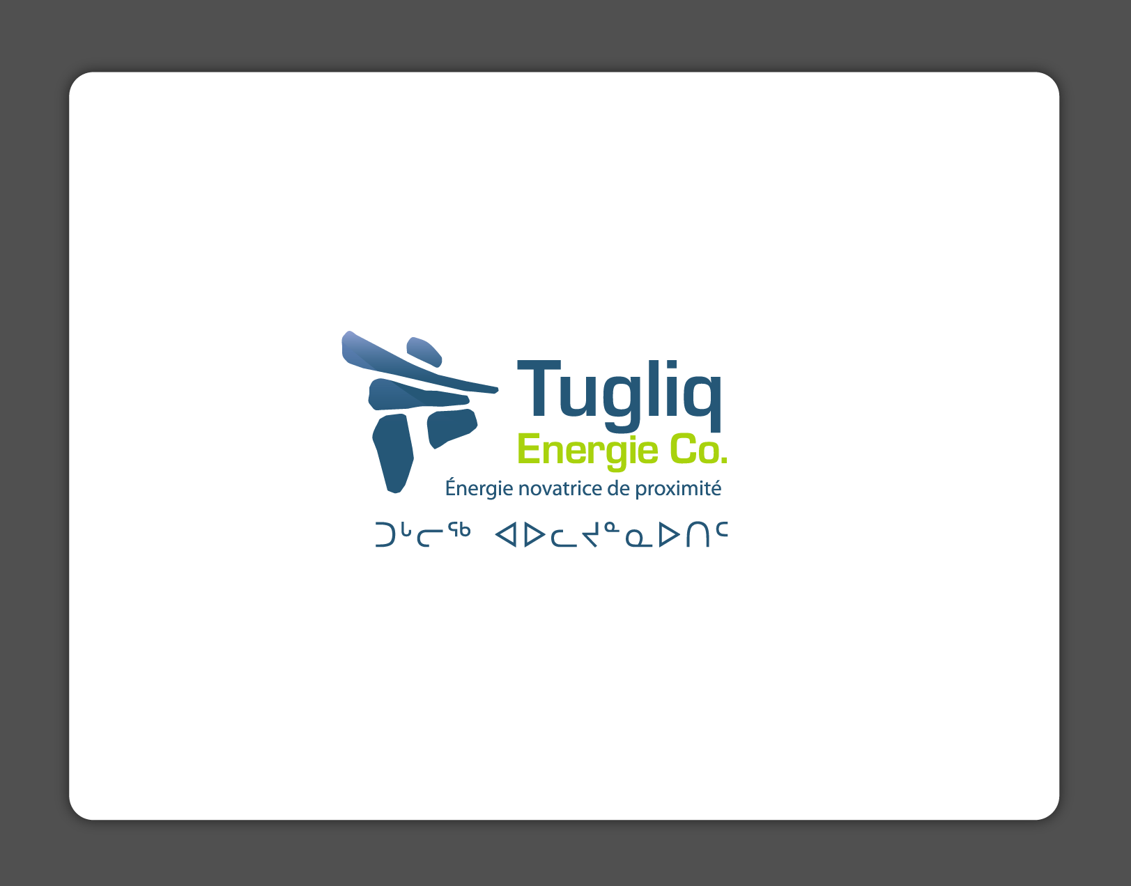 New logo wanted for Tugliq Energy Co.