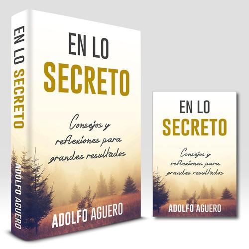 Inspiring Book Cover for En Lo Secreto