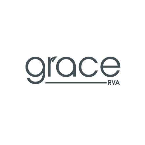Create an awesome new logo for a Church that is rebranding itself GraceRVA