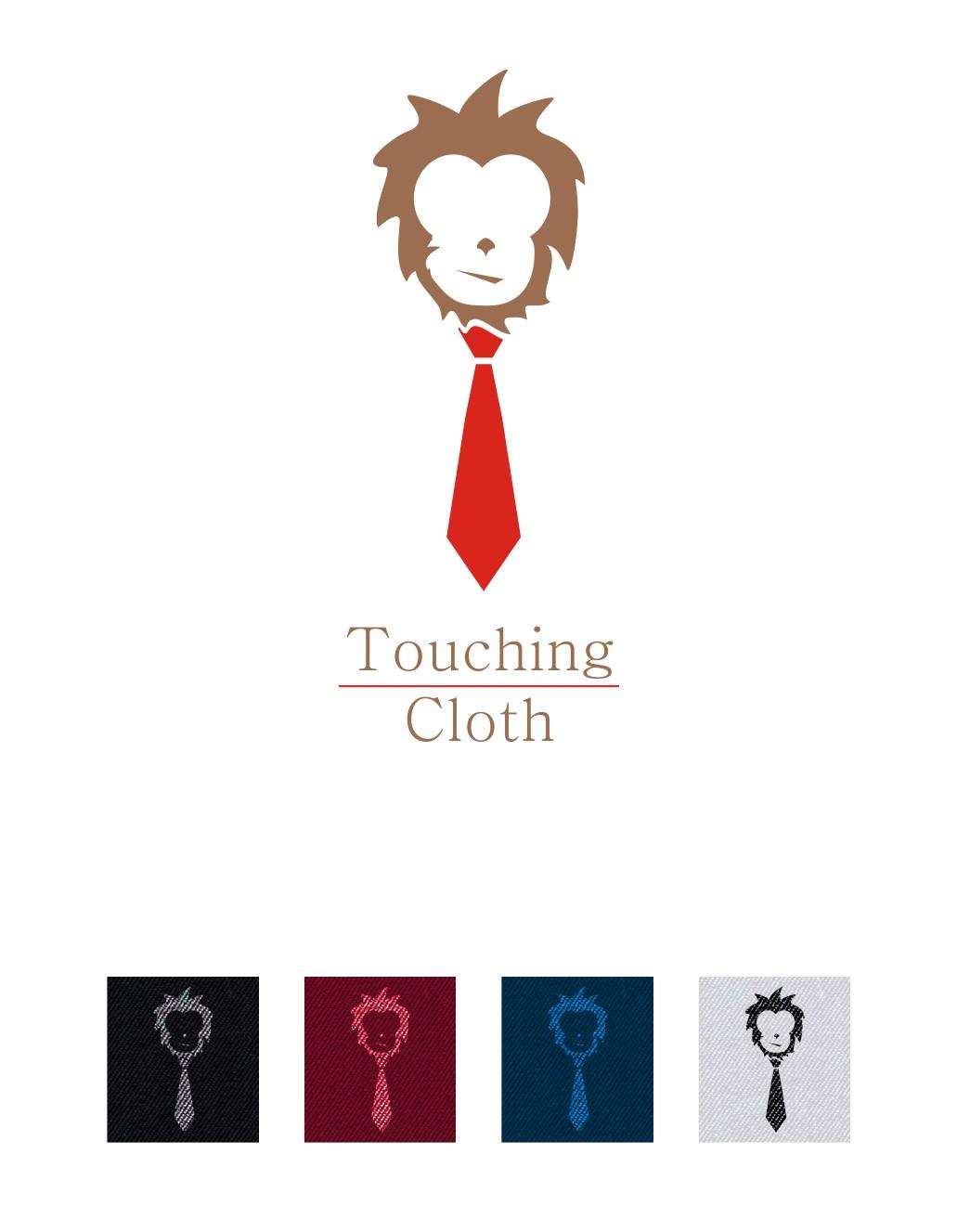 Touching Cloth - Mens Clothing Range Needs Logo + Emblem