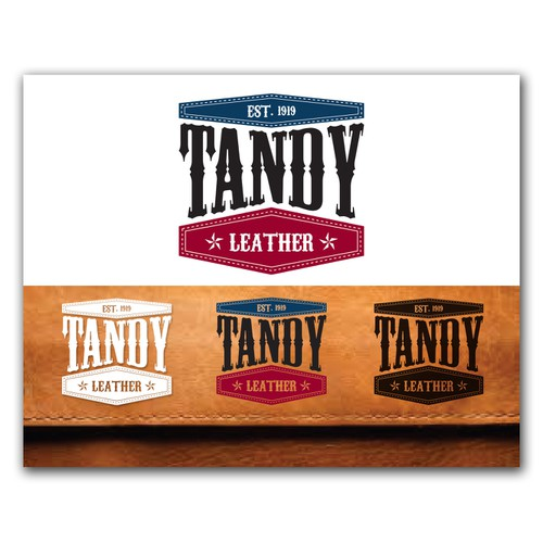 Tandy Leather needs a new logo