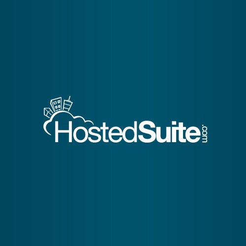 Logo design for HostedSuite.com