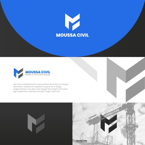 Moussa Civil | Logo Design