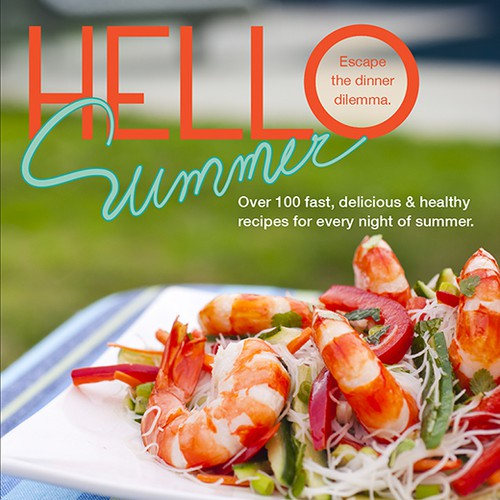 Book Cover: Hello Summer, Version 1