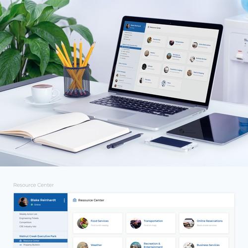 Redesign for a social media platform