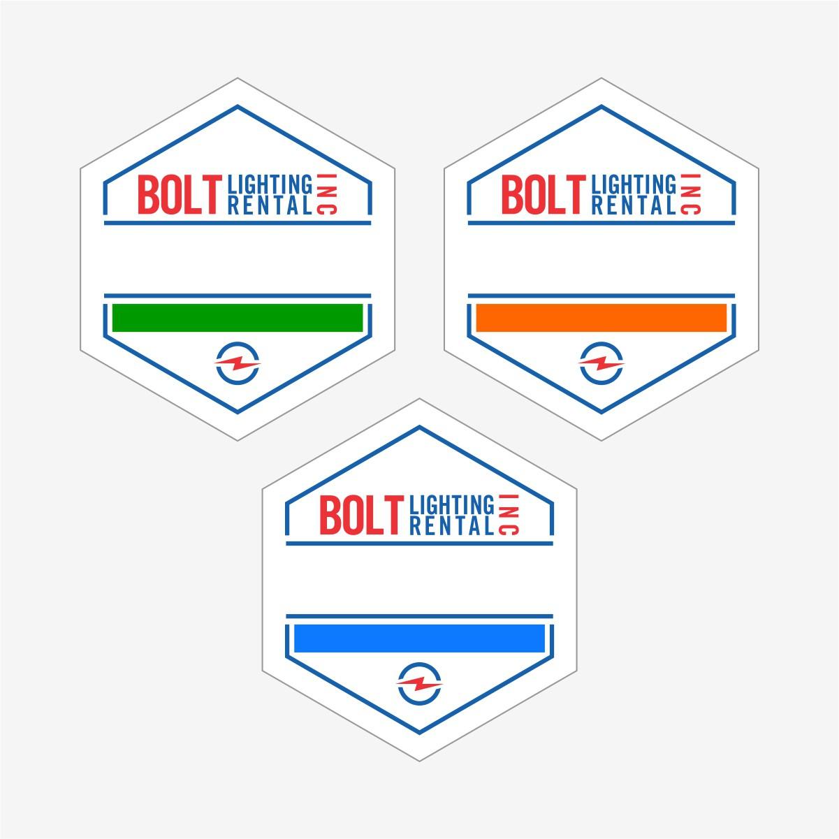 Sticker label for gel tubes