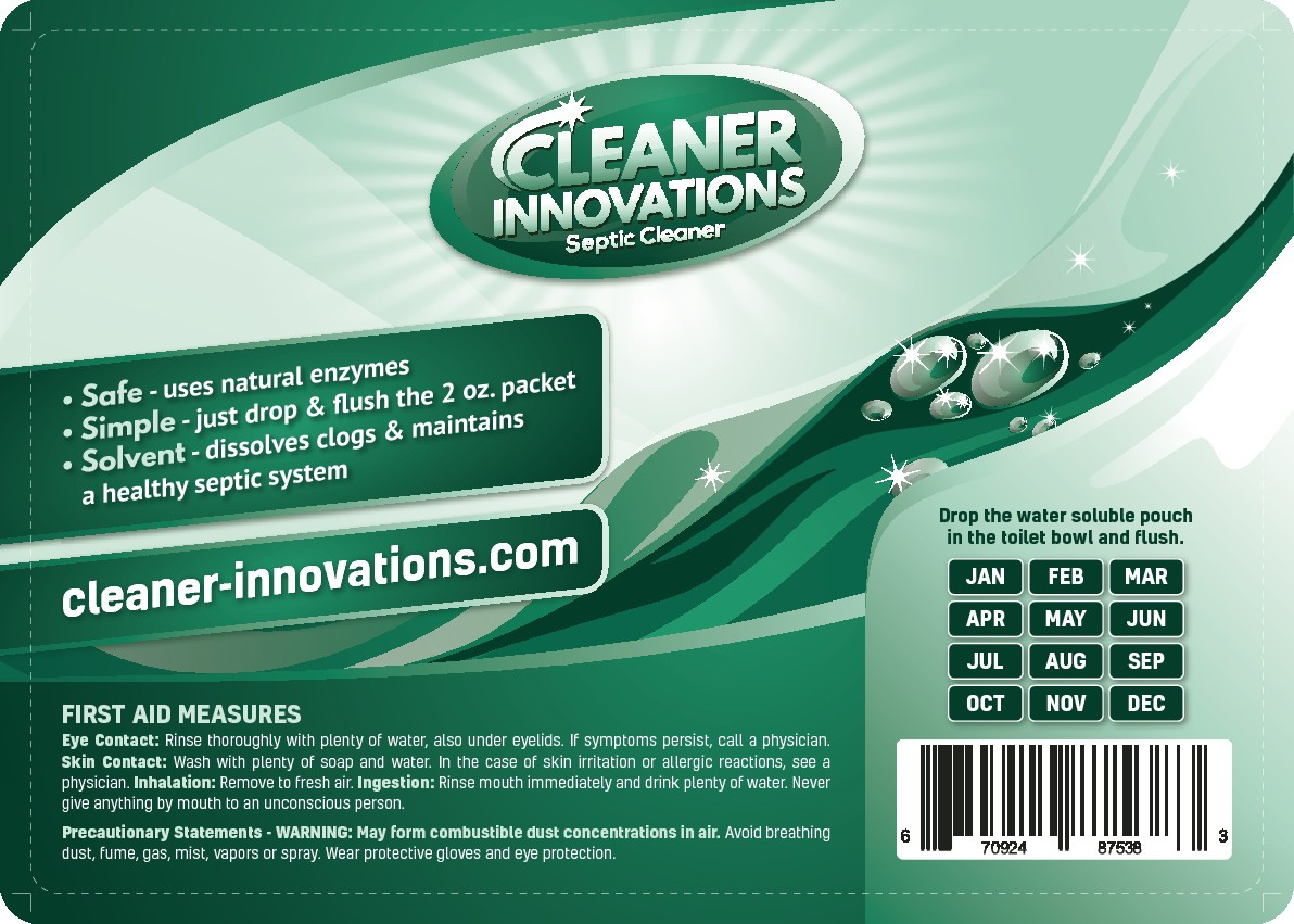 septic cleaner