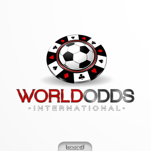 Logo for a gambling related company.