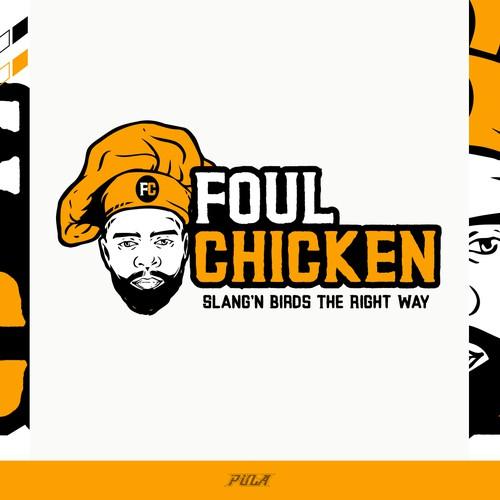 Create a logo for a New Chicken Restaurant
