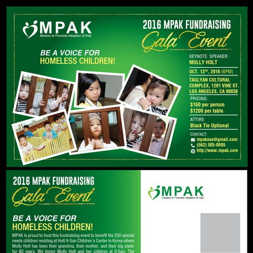 Mission to Promote Adoption of Kids (MPAK)