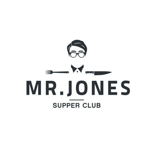 Logo for a beautiful restaurant.