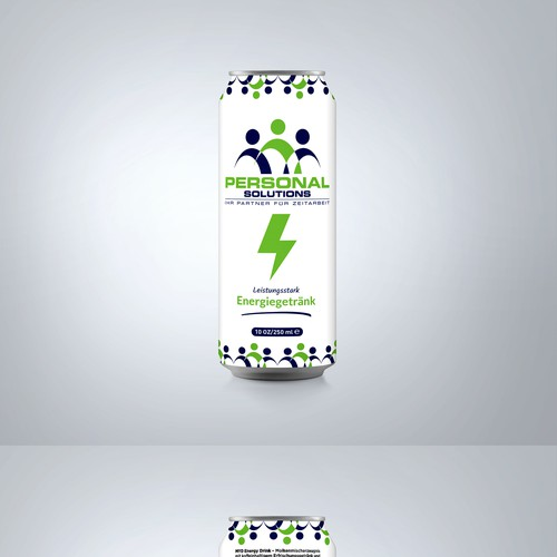 Personal Solutions Energy Drink