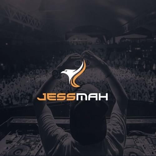 Jess Mah Dj Logo