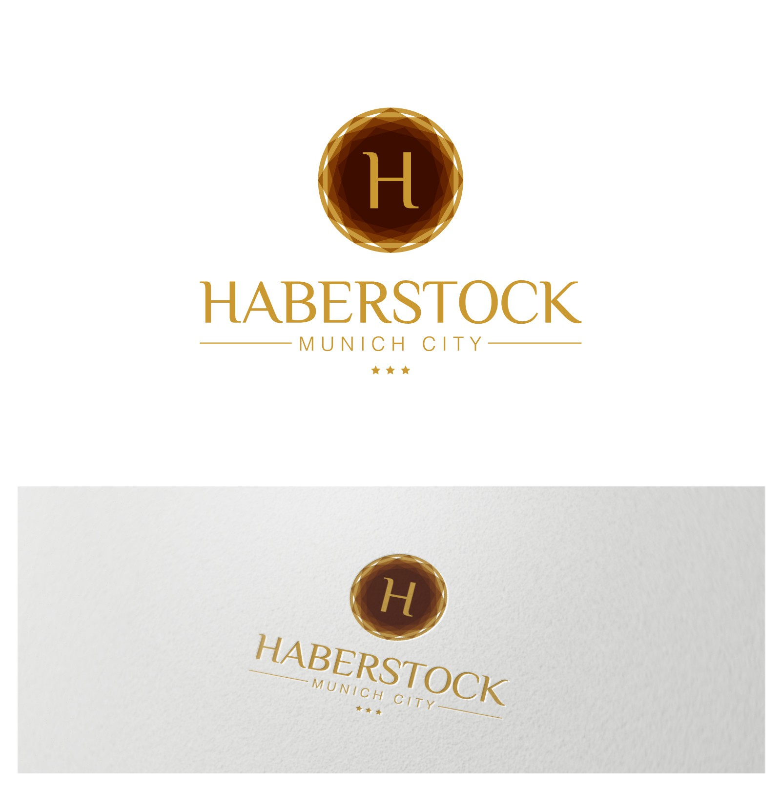 HABERSTOCK Hotel needs a new logo
