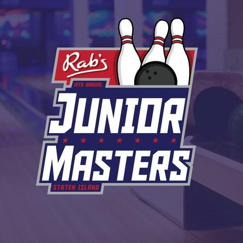 Logo for Bowling Tournament