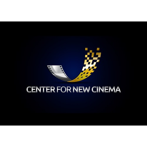 icon or button design for Center for New Cinema