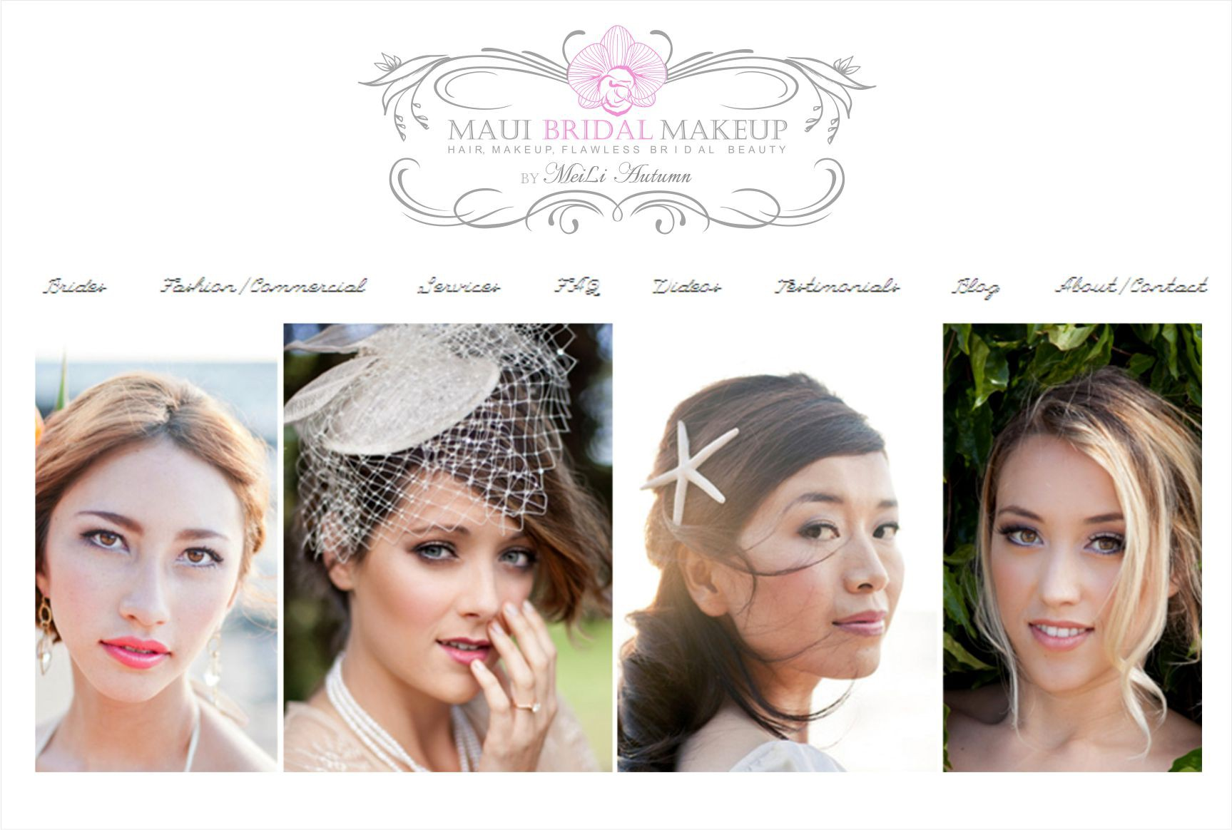Bridal Makeup Artist needs sweet, eye-catching, modern Logo
