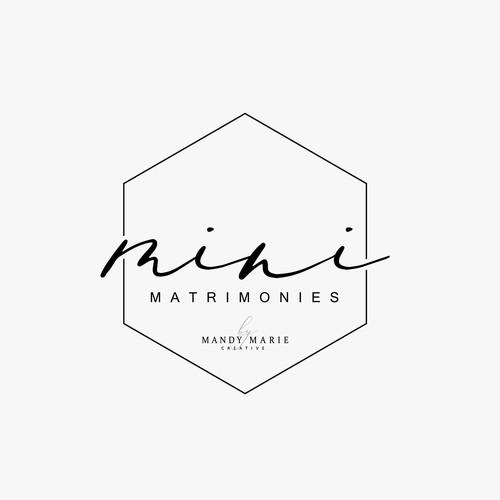Clean and elegant logo