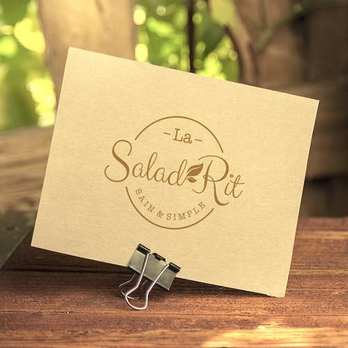 La Salad'Rit Logo