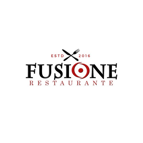 my logo for fusione