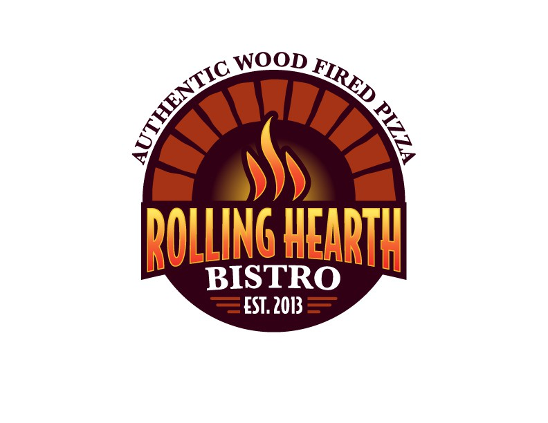 Rolling Hearth Bistro needs a new logo