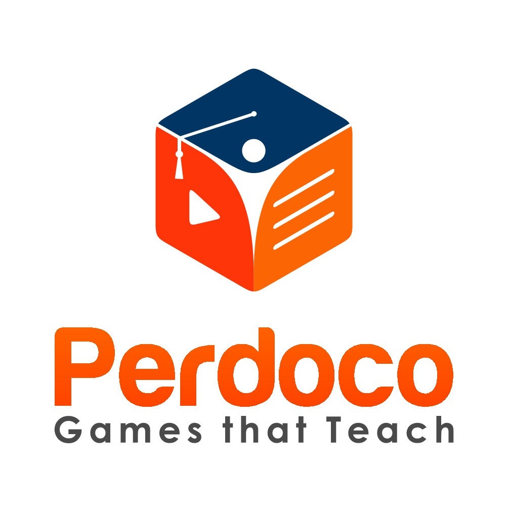 Create a logo for the Perdoco online learning simulator