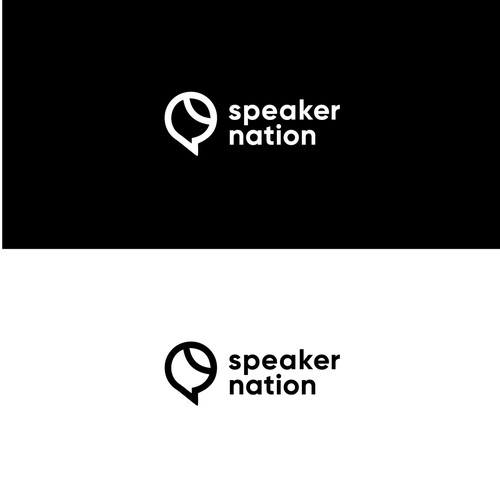 A Powerful logo giving powerful voices to the masses