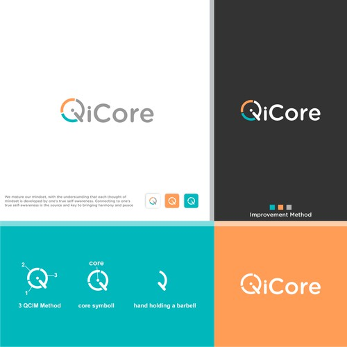 Logo for QiCore Physical Fitness