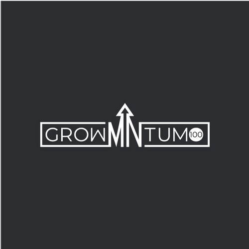 Logo for GrowMNtum