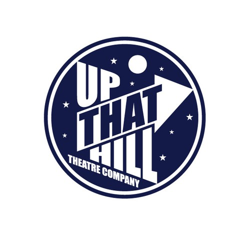 Logo for Up That Hill Theatre Company.
