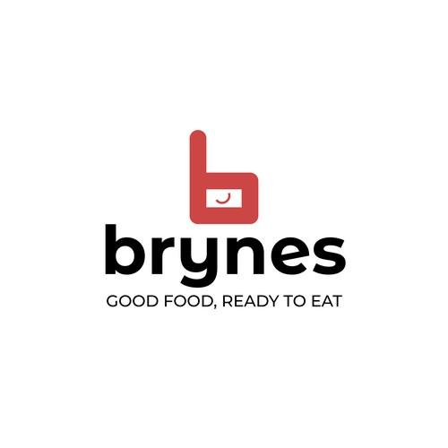 brynes logo concept