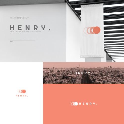 Logo for Henry.