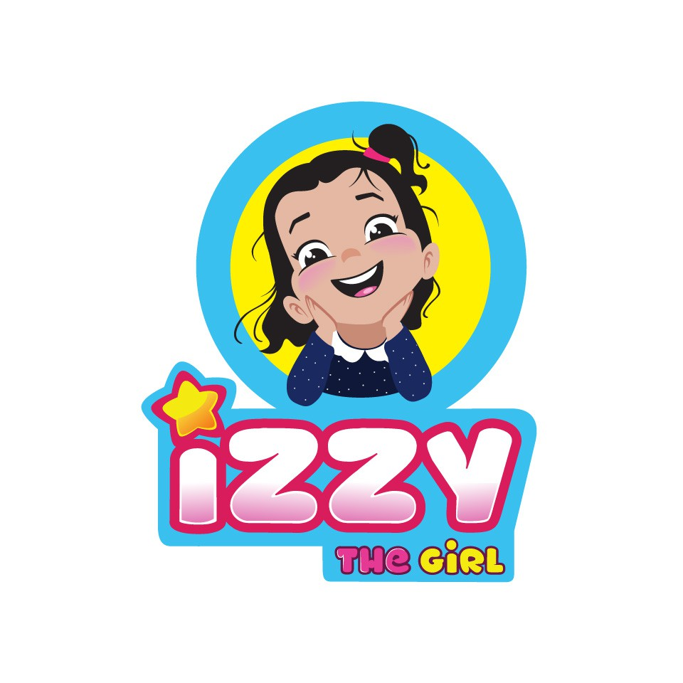New fun character for kids accessories Izzy The Girl