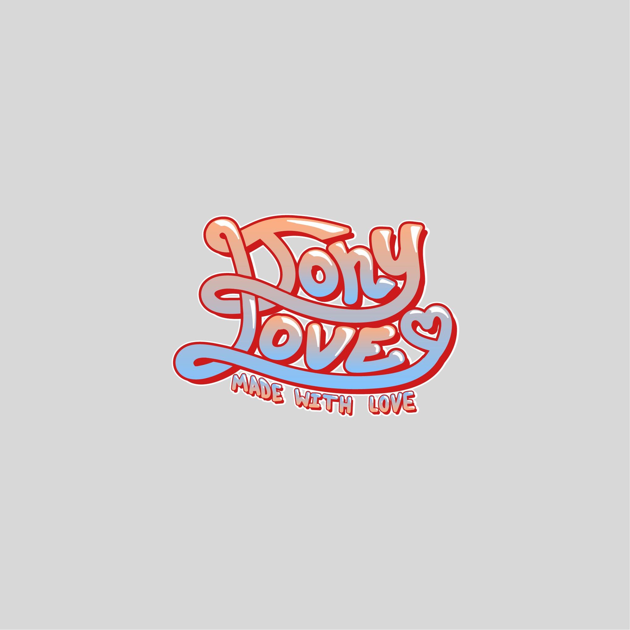 Logo design for Tony Love