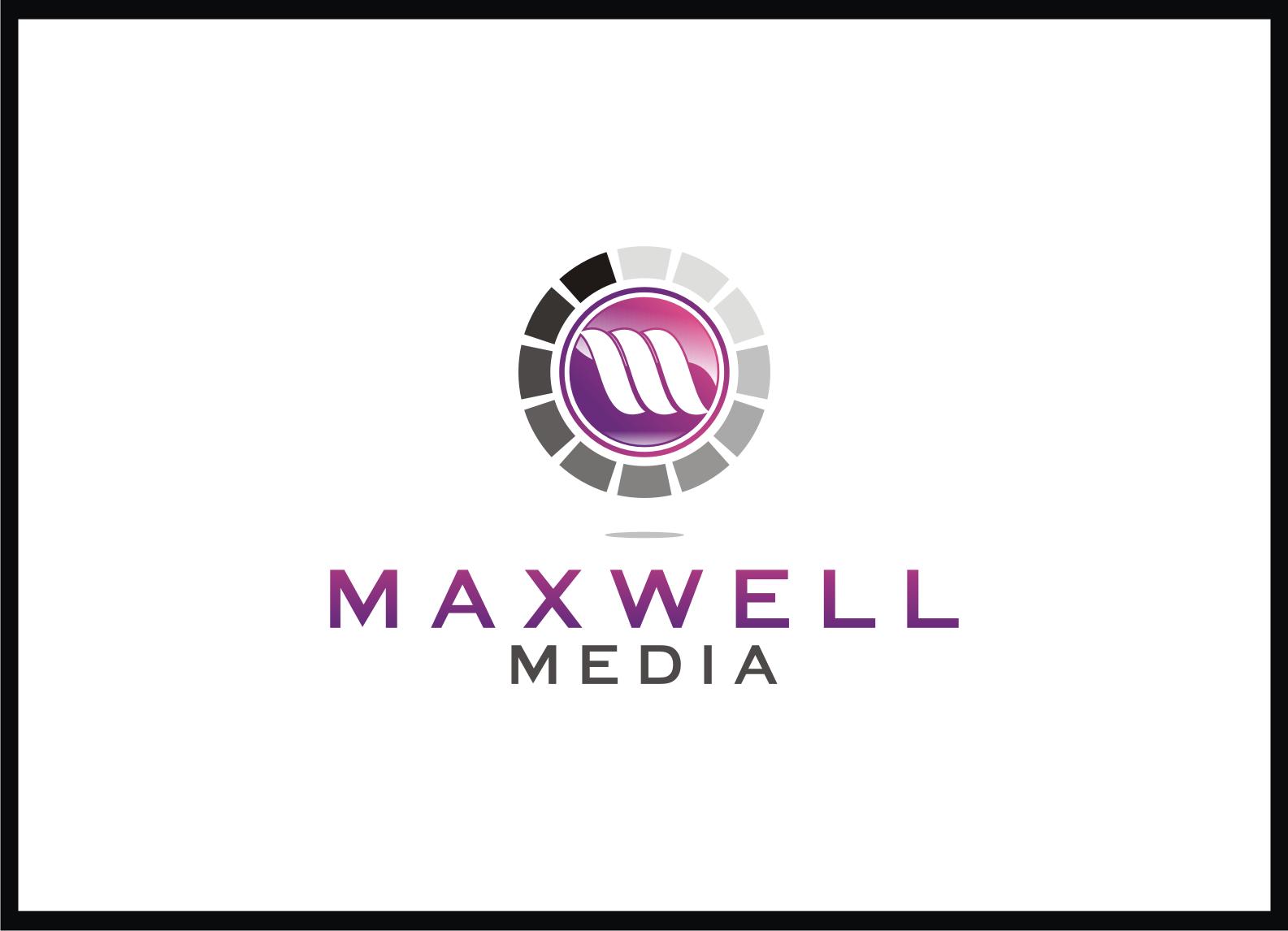 Maxwell Media needs a new logo