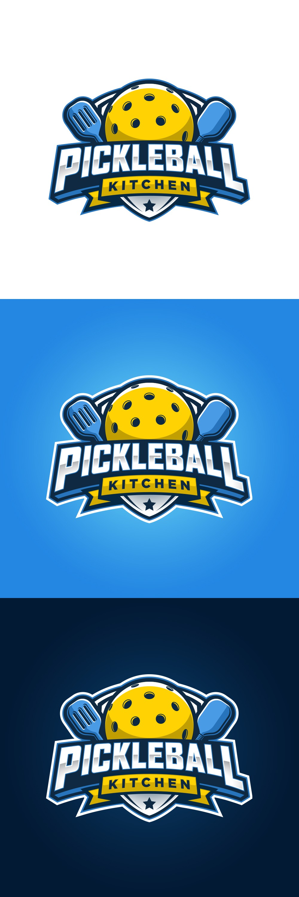 Pickleball Kitchen needs a sweet logo for a rapidly growing sport!