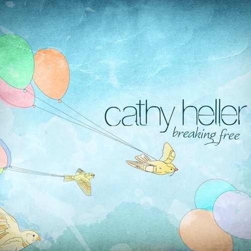 Create the next art or illustration for Cathy Heller Music