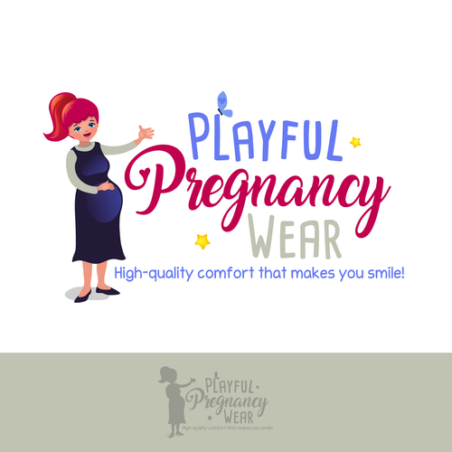 Playful Pregnancy Wear